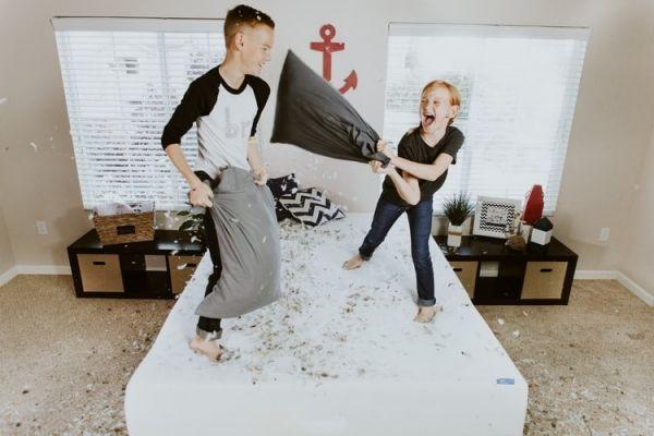 Taller para niños y padres
